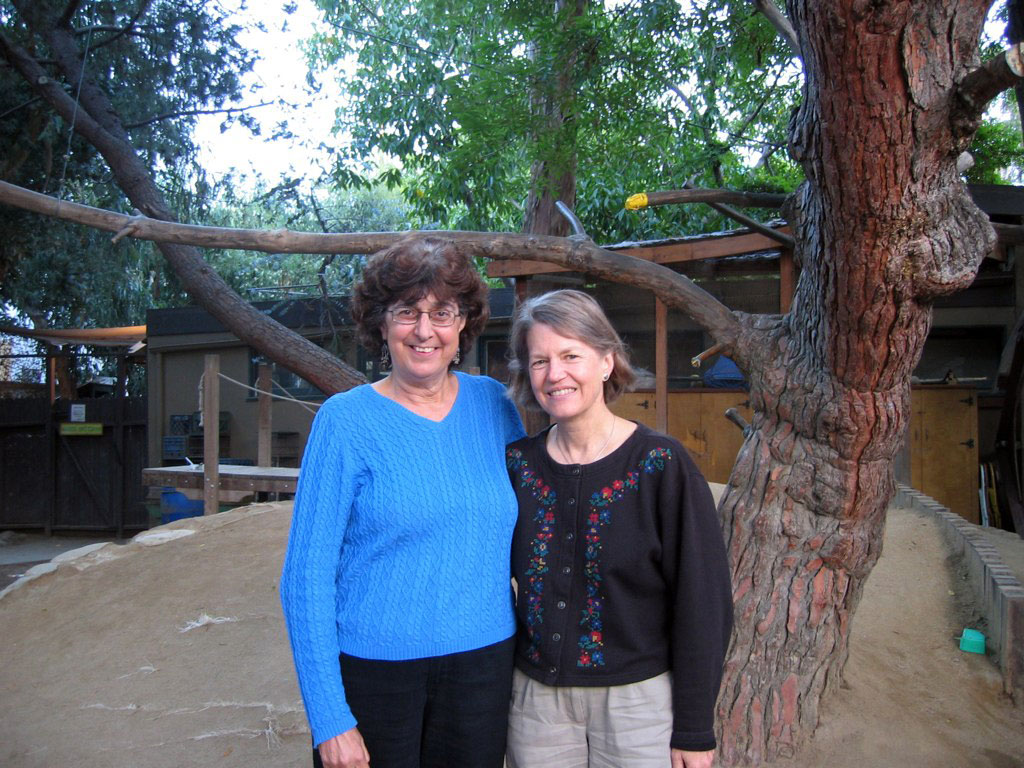 In 2006 Patty Wipfler from Hand In Hand Parenting visited our school to lead a special seminar focused on parent-teacher communication and building empathy and compassion with parents.